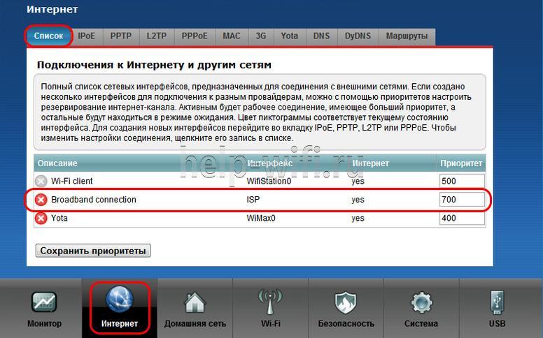Инструкция настройки IP TV