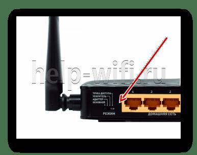 роутер расширяет покрытие Wi-Fi