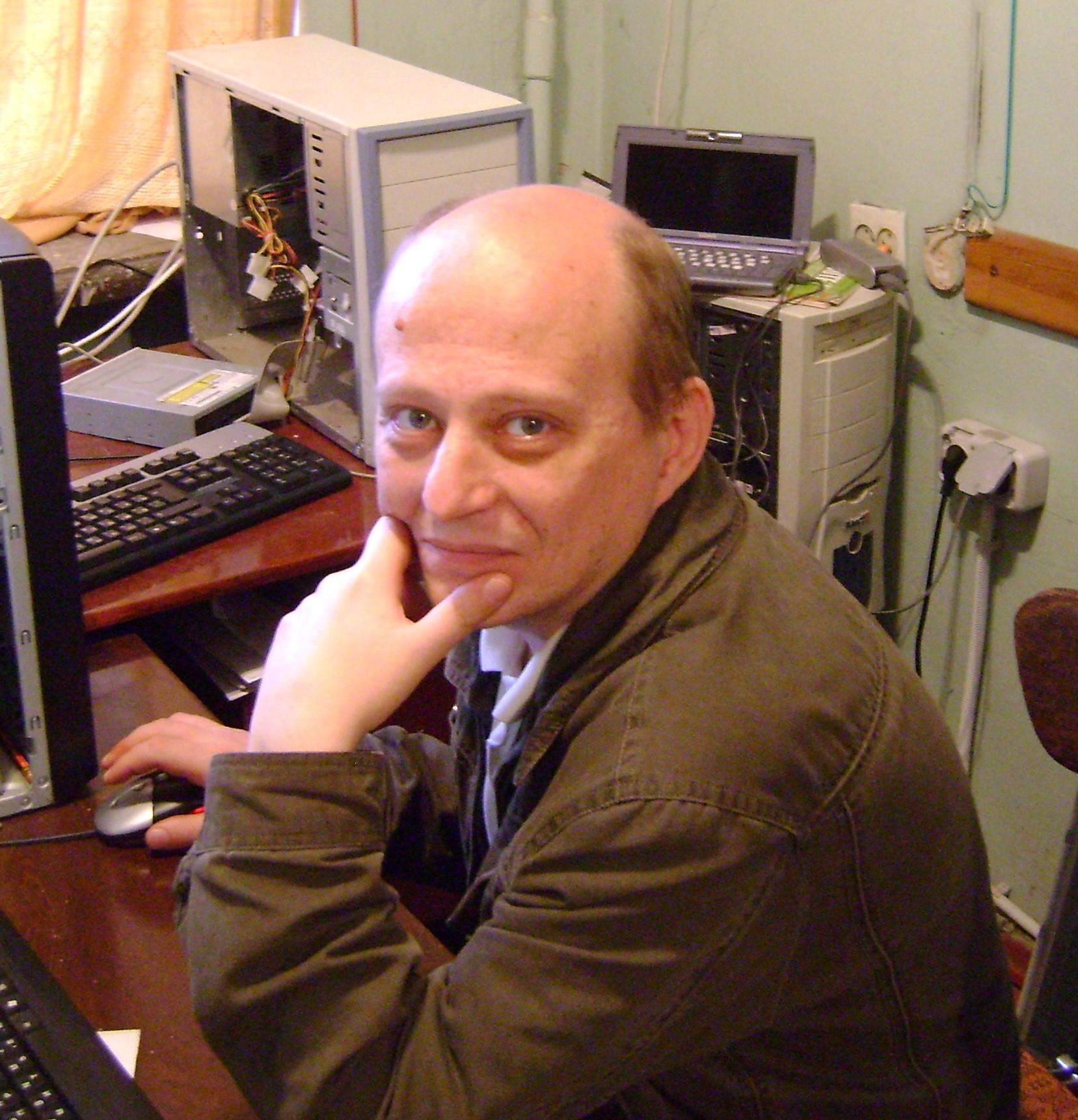 Виталий Леонидович Черкасов