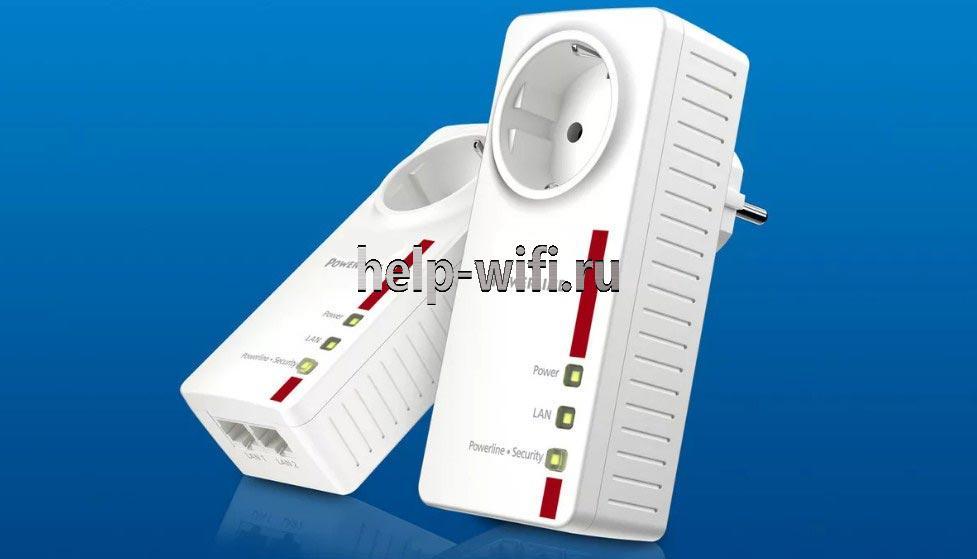 PLC адаптеры